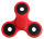 Crazy Gyro Hand Spinner ca.7,5cm Rot