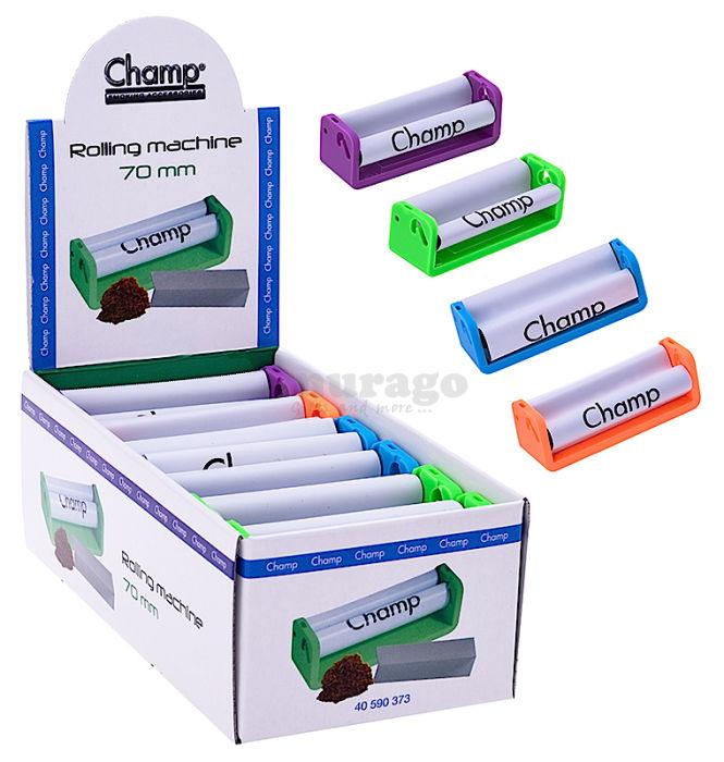 Zigaretten-Drehmaschine Premium automatische Zigaretten-Drehmaschine 70 mm Zigaretten-Rollen und Aufbewahrungsbox