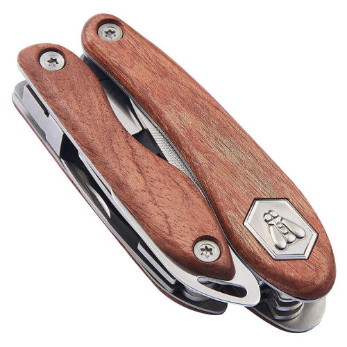 Laguiole Multitool  Rosewood  mit 8 Funktionen